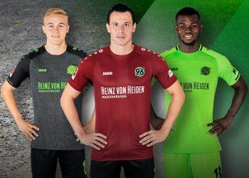 Camisetas Jako del Hannover 96 2018/2019 | Imagen Web Oficial