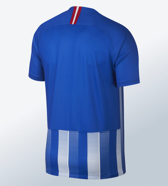 Camiseta titular del Hertha Berlín 2018/19 | Imagen Nike