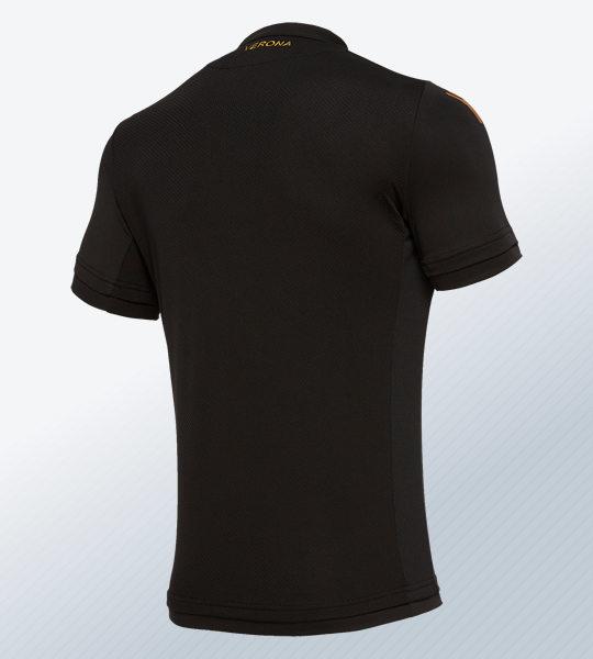 Tercera camiseta del Hellas Verona 2018/19 | Imagen Macron