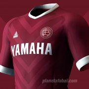 Camiseta titular de Lanús 2018/19 | Imagen Peak