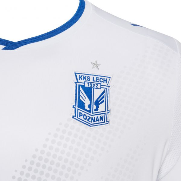 Camiseta suplente del Lech Poznan | Imagen Macron