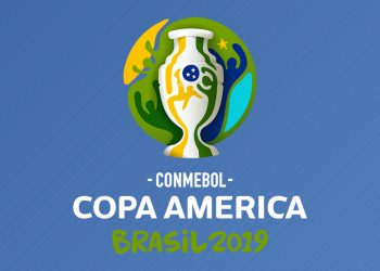 Logo oficial de la Copa América Brasil 2019 | Imagen CBF