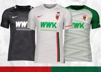 Camisetas Nike del FC Augsburg 2018/19 | Imagen Web Oficial