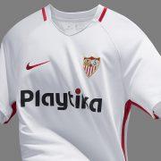 Nueva camiseta titular 2018/19 del Sevilla   Imagen Nike