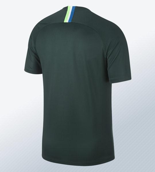 Camiseta titular 2018/19 del VfL Wolfsburg 2018/2019 | Imagen Nike
