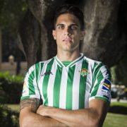 Camiseta titular Kappar 2018/19 del Real Betis   Imagen Web Oficial