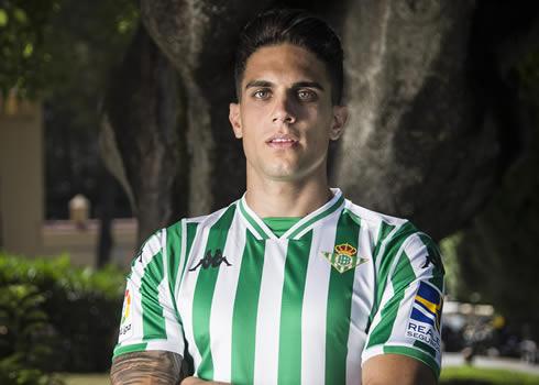 Camiseta titular Kappar 2018/19 del Real Betis | Imagen Web Oficial