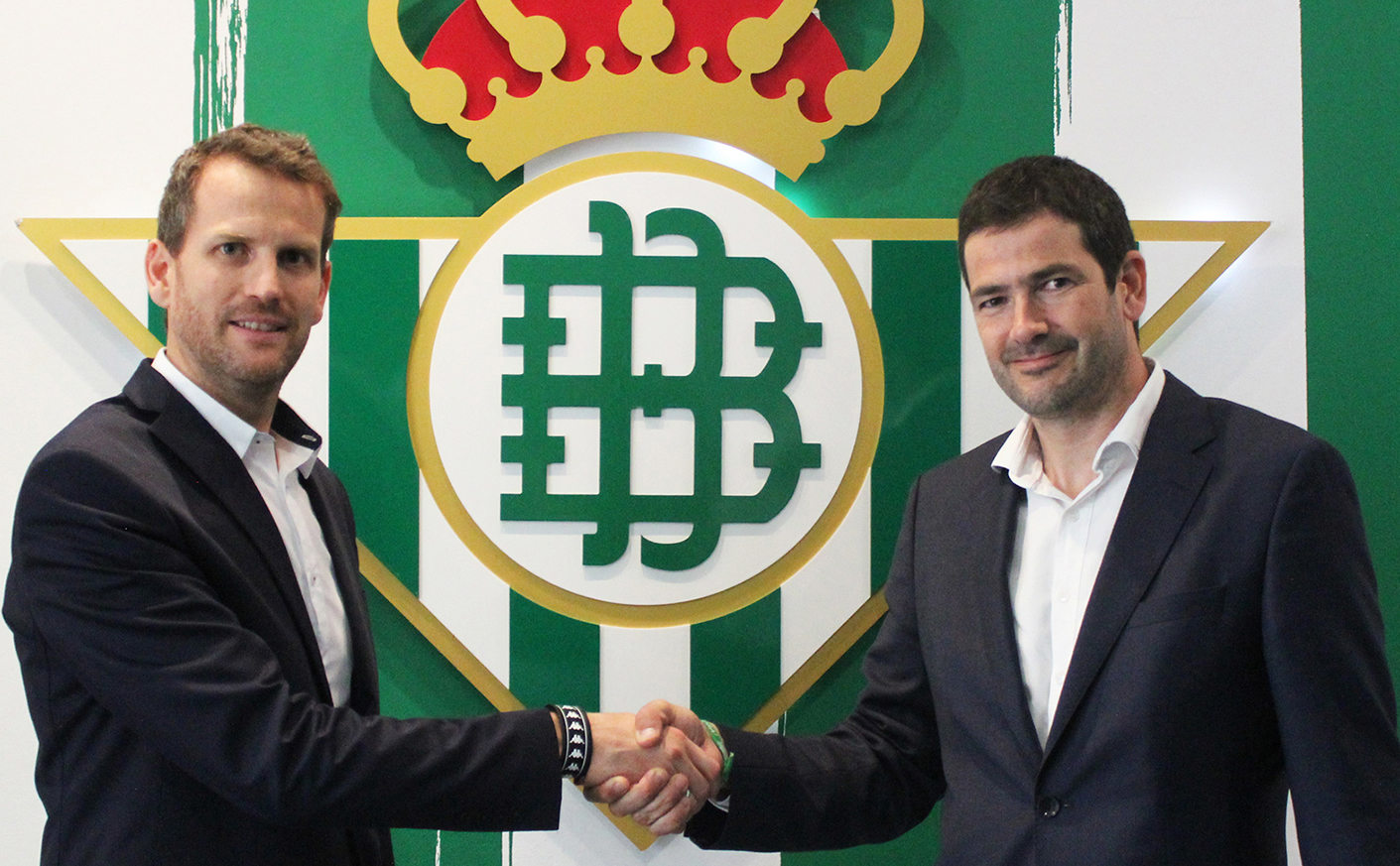 Betis será vestido por la firma italiana Kappa | Imagen Web Oficial