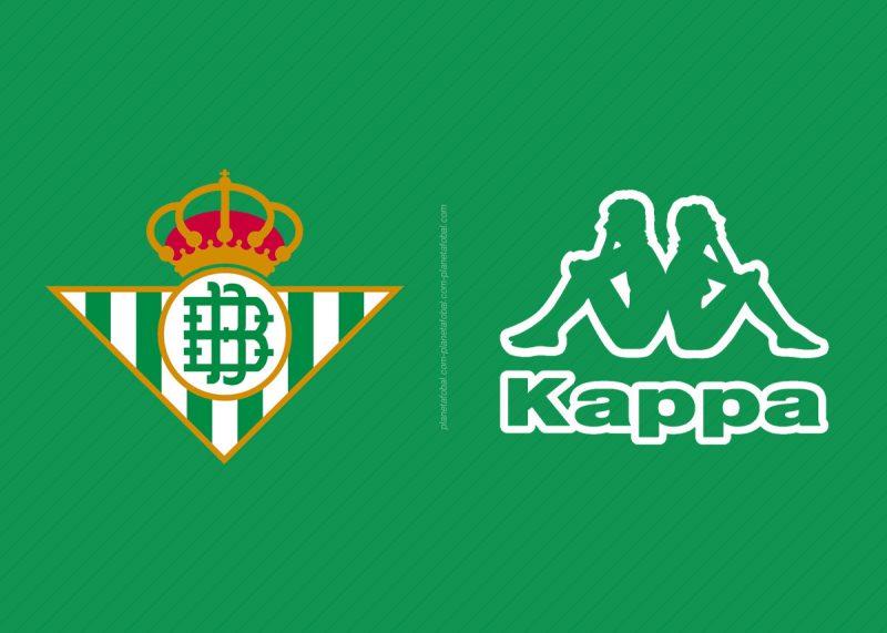 Betis será vestido por la firma italiana Kappa