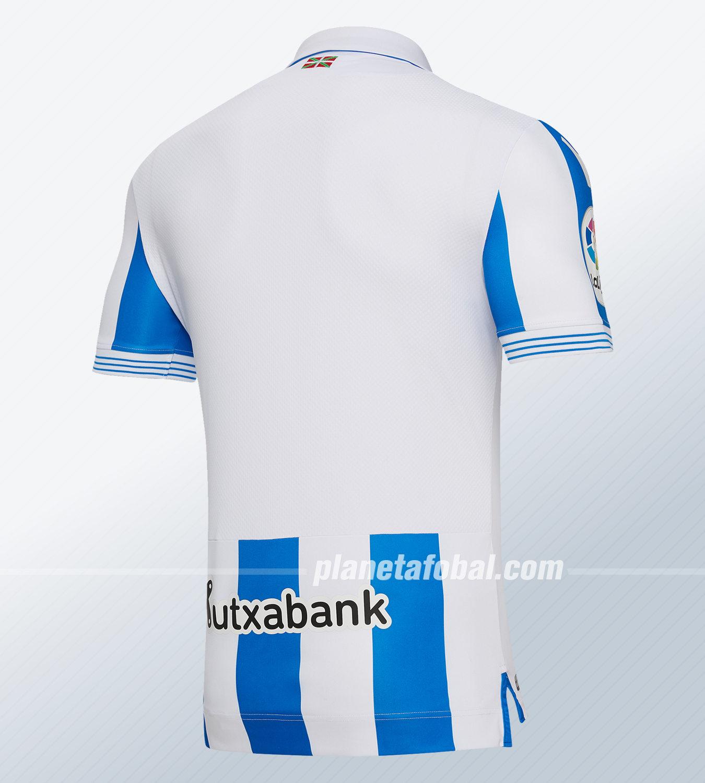 Camiseta Real Sociedad modelos