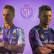 Camisetas del Real Valladolid | Imagen Hummel