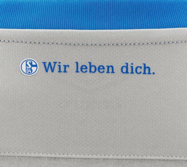 Camiseta suplente Umbro del Schalke 04 2018/19 | Imagen Web Oficial