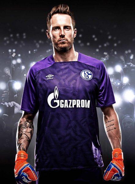 Camiseta de arquero Umbro del Schalke 04 2018/19 | Imagen Web Oficial