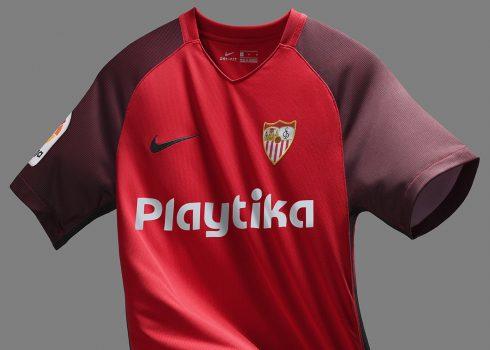 Nueva camiseta suplente 2018/19 del Sevilla | Imagen Nike