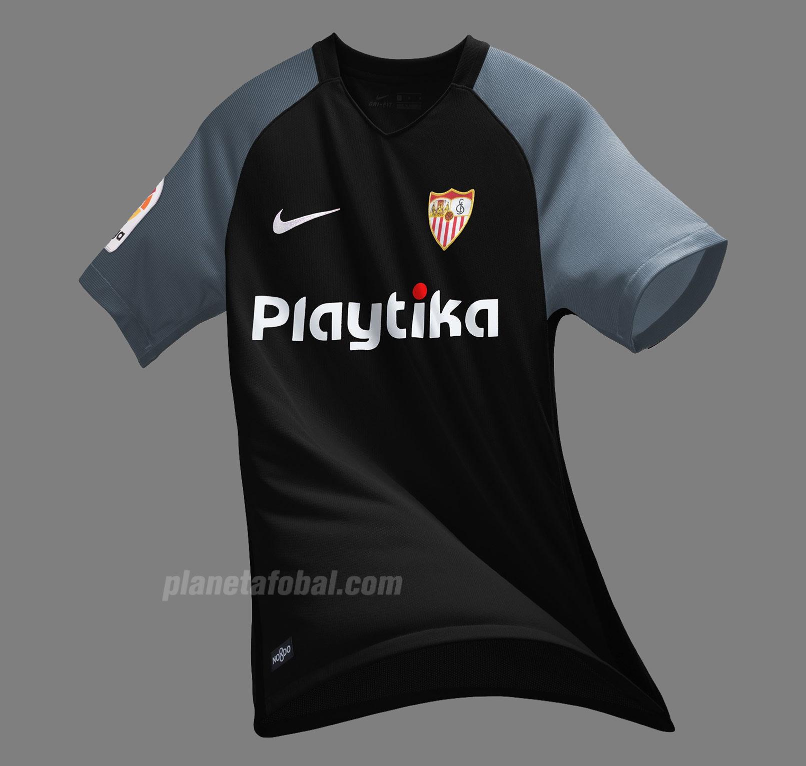 Terceca camiseta 2018/19 del Sevilla | Imagen Nike