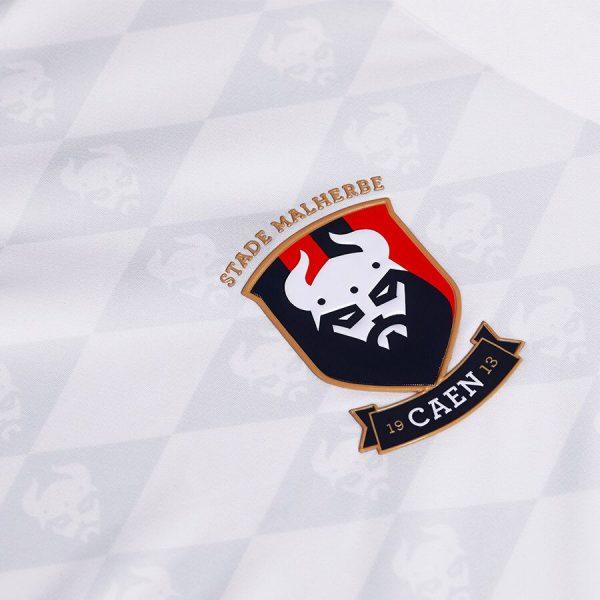 Camiseta suplente del SM Caen | Imagen Umbro