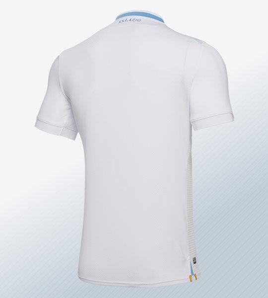 Camiseta de la Lazio UEFA Europa League 2018/19 | Imagen Macron