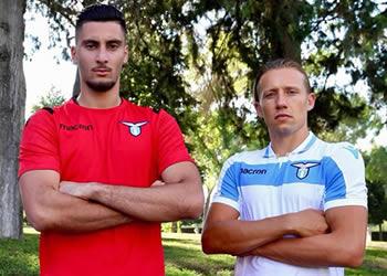 Camiseta de la Lazio UEFA Europa League 2018/19 | Imagen Web Oficial