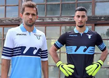 Camiseta titular 2018/19 de la SS Lazio | Imagen Web Oficial