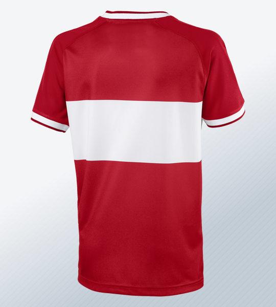 Camiseta suplente del VfB Stuttgart para 2018/2019 | Foto Puma