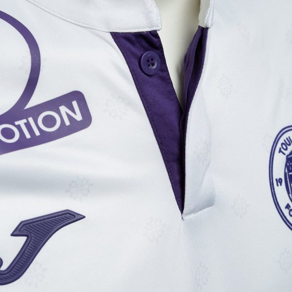 Camiseta suplente Joma del Toulouse FC | Imagen Web Oficial