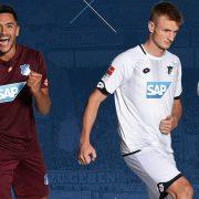 Camisetas alternativas Lotto del Hoffenheim | Imagen Web Oficial