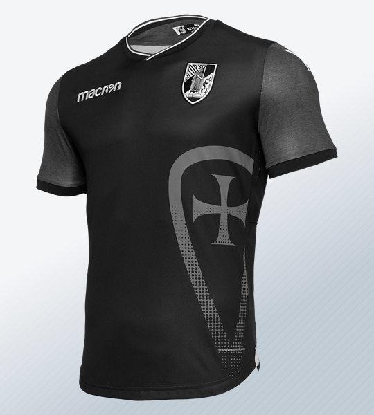 Camiseta suplente del Vitória Sport Clube 2018/19 | Imagen Macron