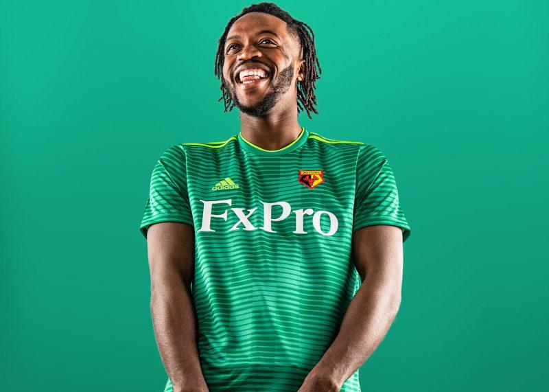 e457884dfe7 Camiseta suplente Adidas del Watford