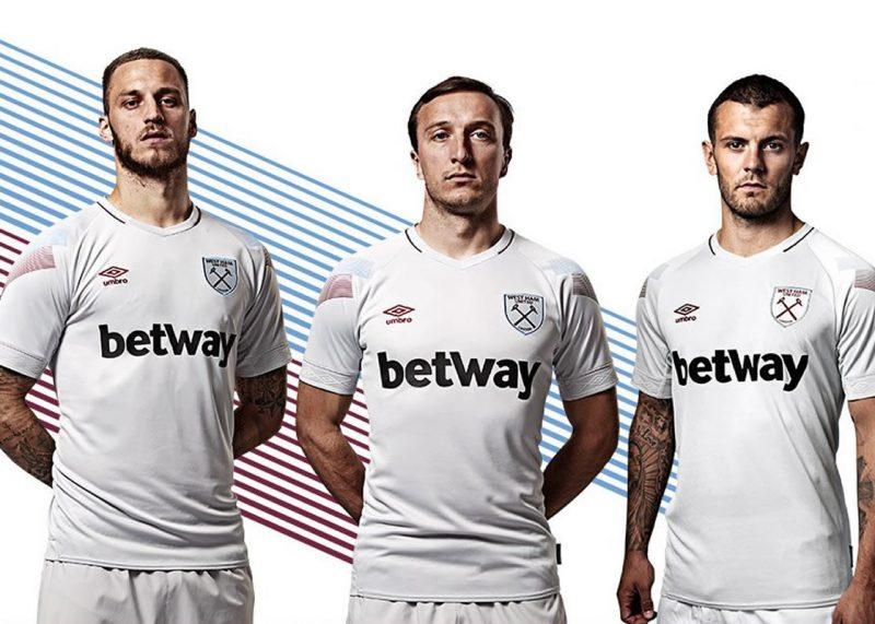 Tercera camiseta Umbro del West Ham 2018/19 | Imagen Web Oficial