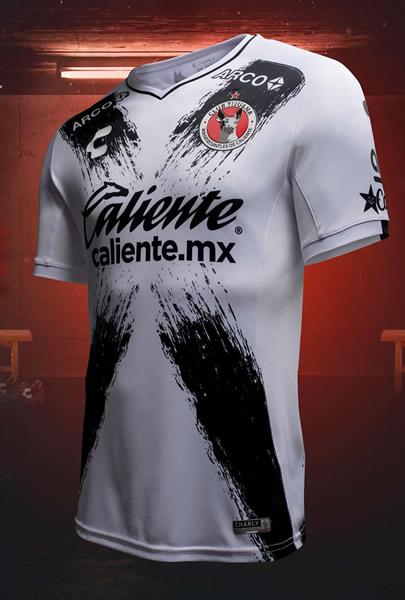 Camiseta visita de los Xolos de Tijuana | Imagen Charly