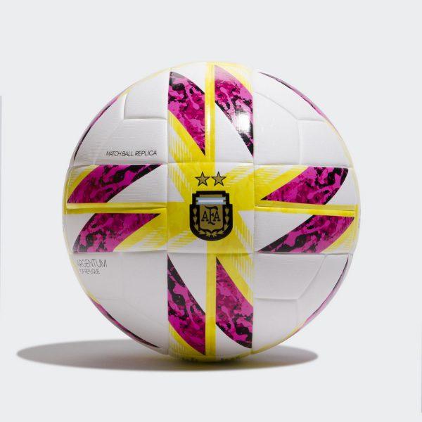 Balón oficial Argentum 18 Superliga Argentina | Imagen Adidas