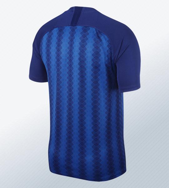 Camiseta titular 2018/19 del Al-Hilal Saudi Club | Imagen Nike