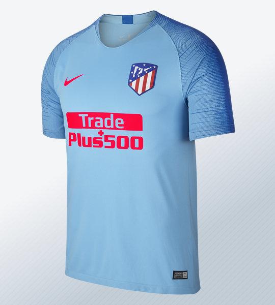Camiseta suplente del Atlético de Madrid 2018/19 | Imagen Nike