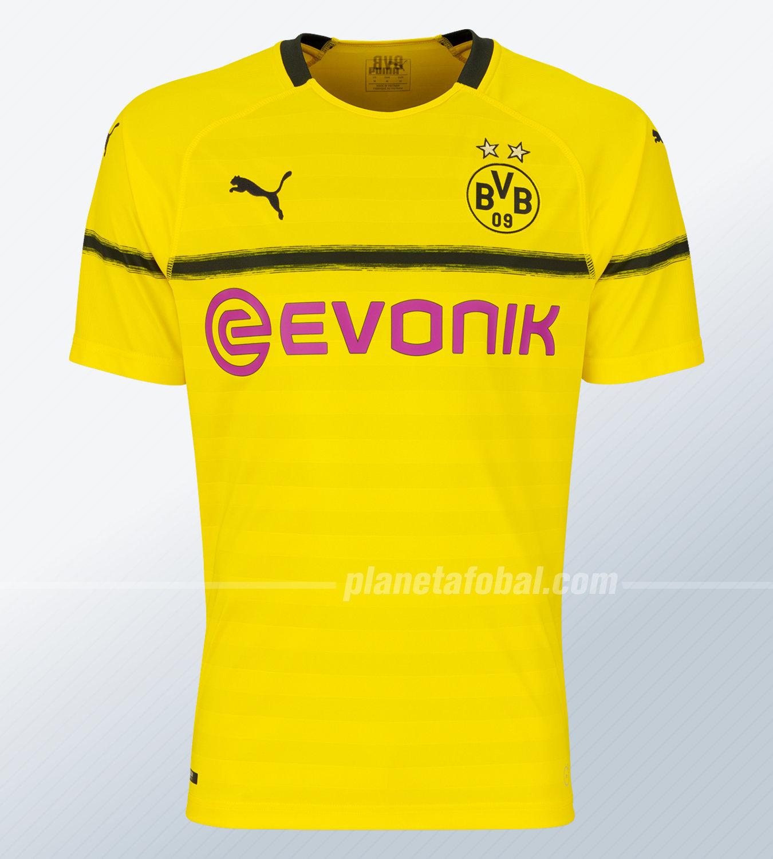 Cuarta camiseta Puma del Borussia Dortmund 2018 2019 72a48fcf6f628