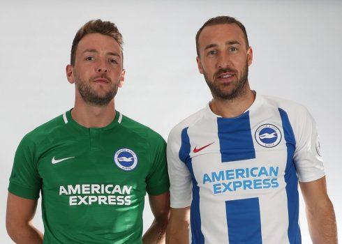 Camisetas Nike del Brighton & Hove Albion 2018/19   Imagen Web Oficial