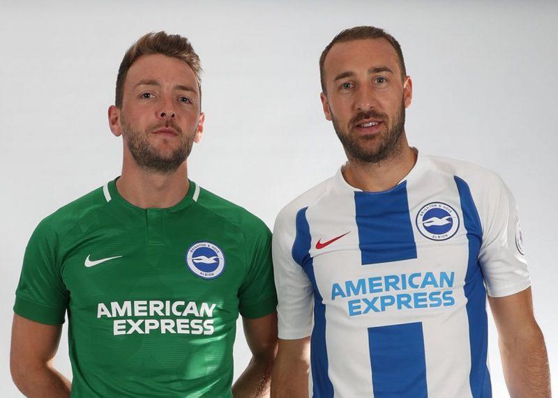 Camisetas Nike del Brighton & Hove Albion 2018/19 | Imagen Web Oficial
