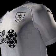 Tercera camiseta Puma del Burnley FC 2018/2019 | Imagen Web Oficial