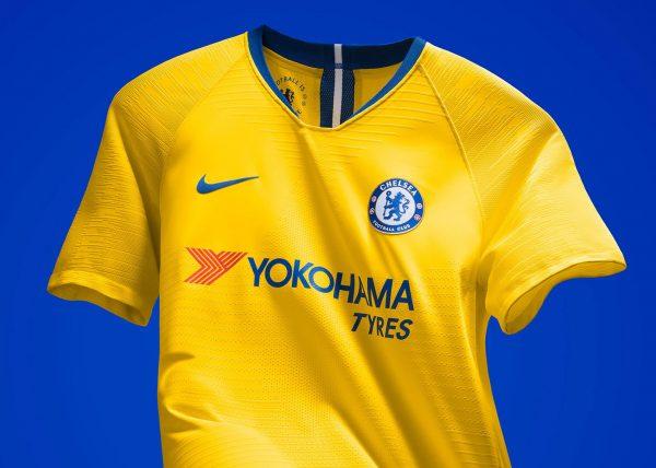 ed6c59ceb Camiseta suplente Nike del Chelsea 2018 2019