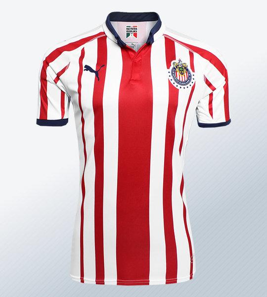 Camiseta titular de las Chivas de Guadalajara 2018/19 | Imagen Web Oficial