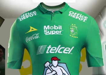 Camiseta titular Pirma del Club León 2018/19 | Imagen Twitter Oficial