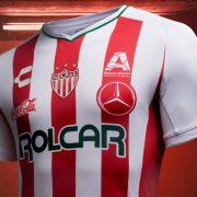 Camiseta titular del Club Necaxa 2018/19   Imagen Charly