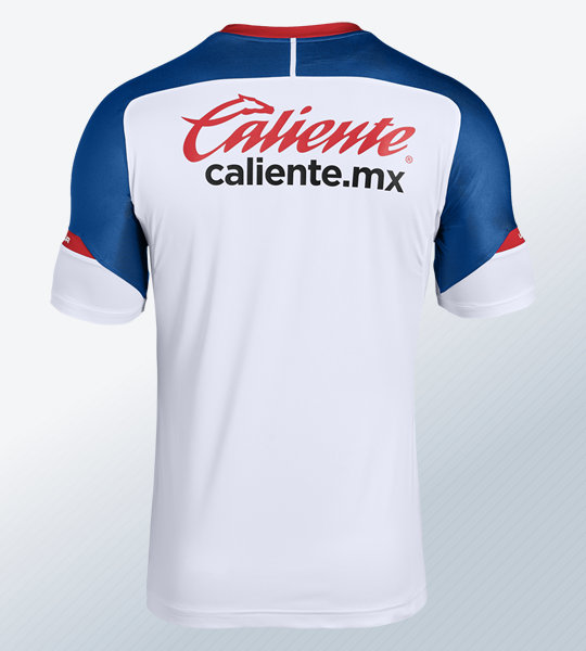 Camiseta visita del Cruz Azul 2018 | Imagen Under Armour