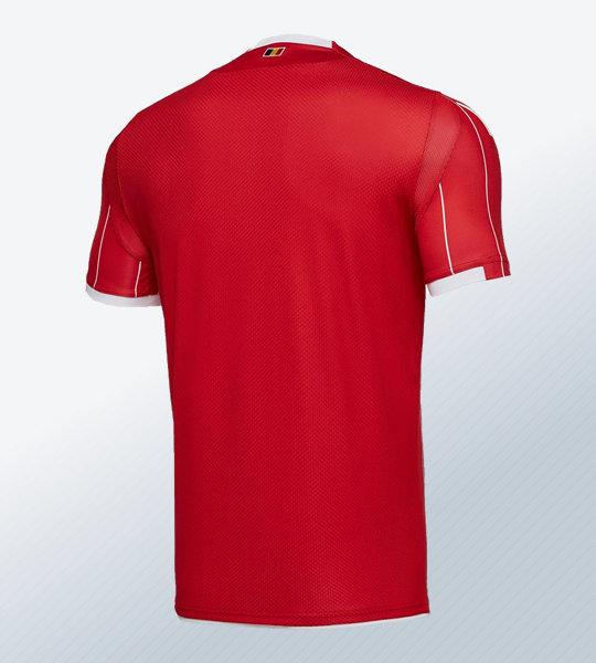 Camiseta titular 2018/19 del Dinamo de Bucarest | Imagen Macron
