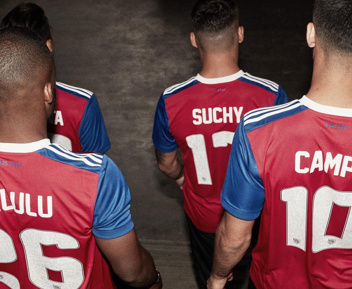 Camiseta titular del FC Basel 2018/19 | Imagen Web Oficial