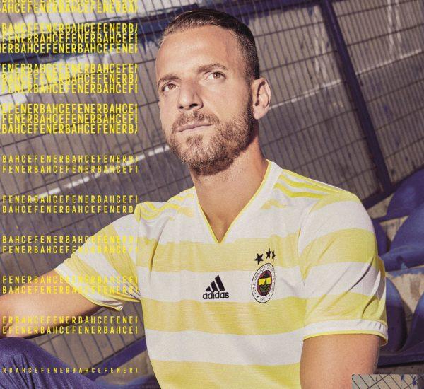 Tercera camiseta Adidas del Fenerbahçe 2018/19 | Imagen Web Oficial