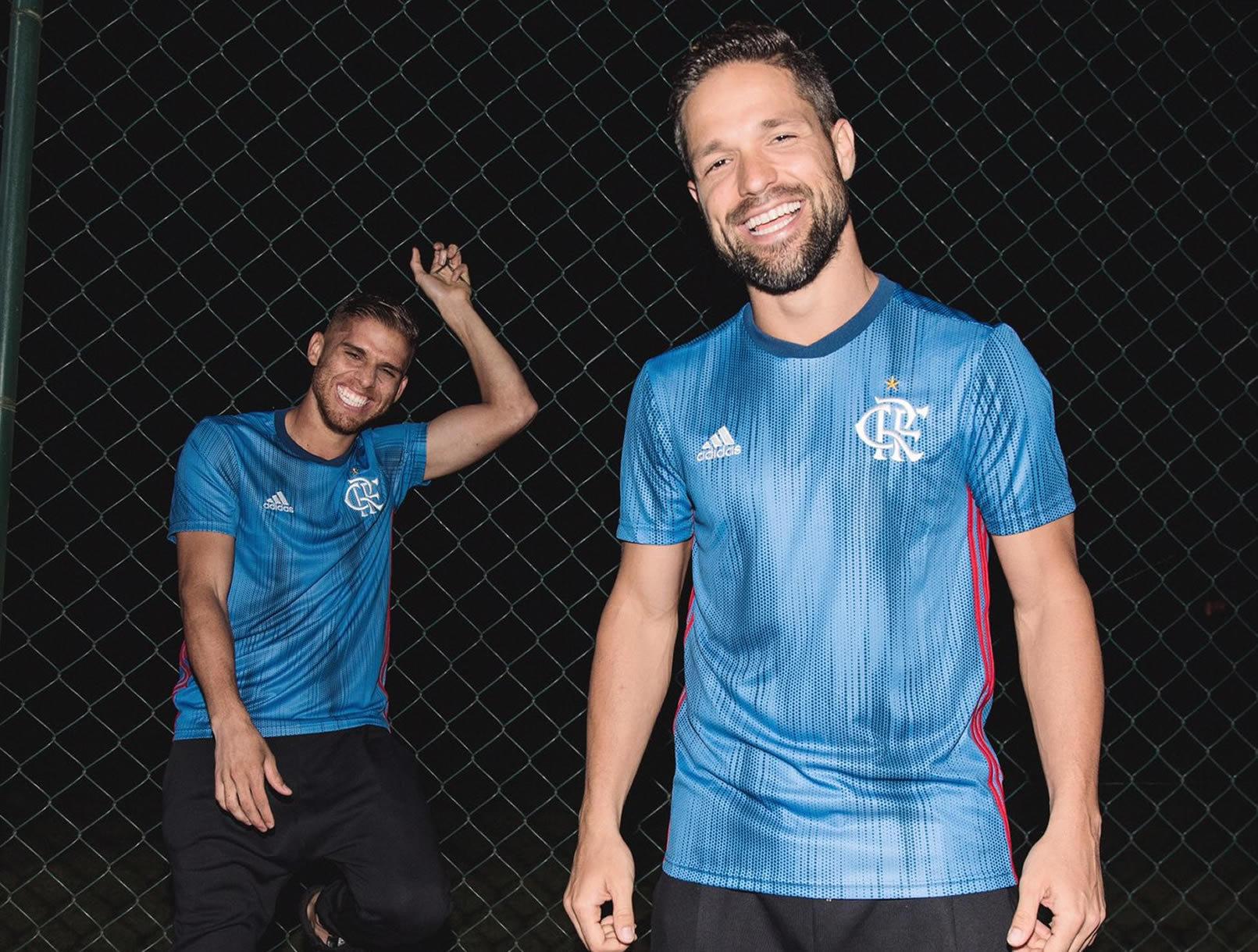 Tercera Adidas del Flamengo 2018/19 | Imagen Web Oficial