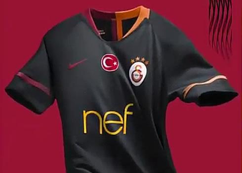 Camiseta suplente Nike del Galatasaray 2018/19 | Imagen Web Oficial