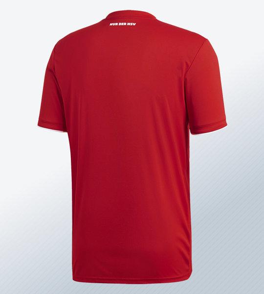Camiseta suplente del Hamburgo 2018/19 | Imagen Adidas