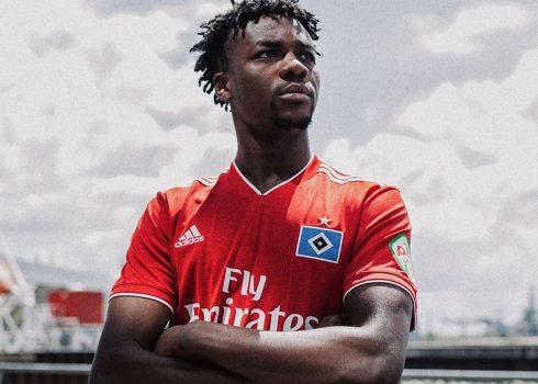 Camiseta suplente del Hamburgo 2018/19 | Imagen Web Oficial