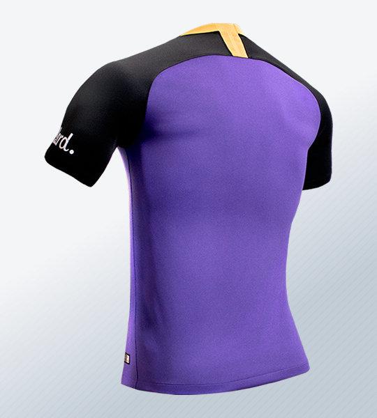 Camiseta suplente Nike del Kaiser Chiefs 2018/2019 | Imagen Web Oficial